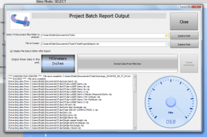 Vtube-1.90-project batch report output.png