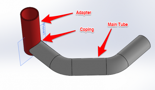 Solidworks coping adapter in pipe.png