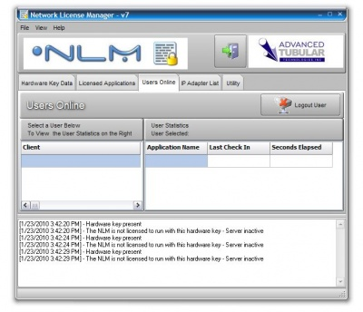 Network license manager