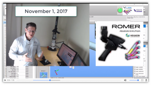 Vtube-laser v2.9 First ROMER video.png