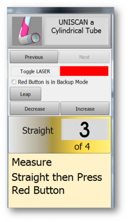 Vtube-laser measureatube control.png